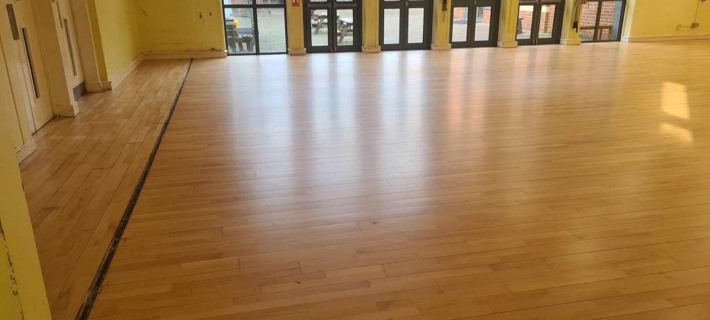 Finished Floors - #3