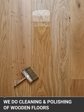 Cleaning Polishing Wooden FloorsMaidenhead