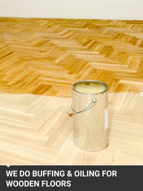 Oiling And Buffing Service For Wooden FloorsPlaistow