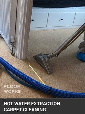 Hot Water Extraction Carpet Cleaning 2Woking