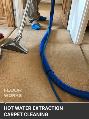Hot Water Extraction Carpet Cleaning 3Kensington