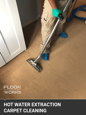 Hot Water Extraction Carpet Cleaning 4Maidenhead