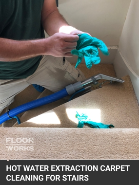 Hot Water Extraction Carpet Cleaning 5Woking
