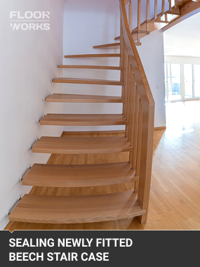 Stair Case Fitting InstallationClapton