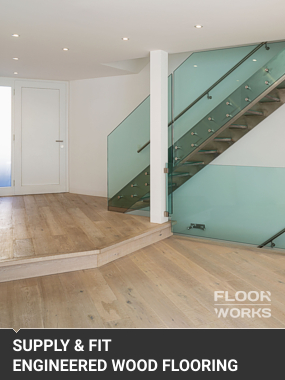 Supply And Fitting Engineered Flooring 2Strand