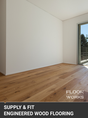 Supply And Fitting Engineered FlooringClapton