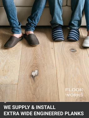 Supply And Install Wide Engineered PlanksWalthamstow