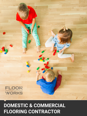 Engineered Floor Sanding
