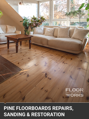 Floorboards Repairs Sanding RestorationStepney