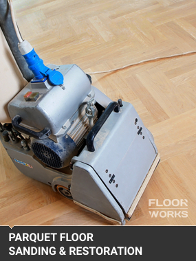 Dust-Free Floor Sanding Services