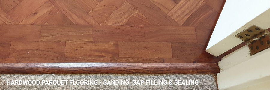 Hardwood Parquet Flooring Sanding Sealing 3 in potters-bar