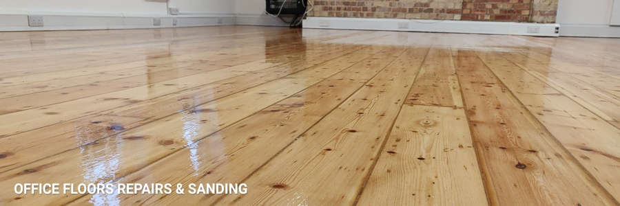 Office Floors Restoration And Sanding