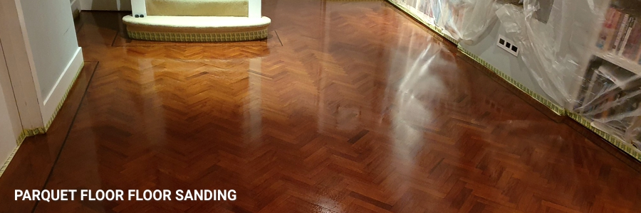 Parquet Floor Sanding And Restoration 2