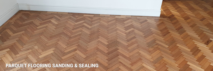 Parquet Flooring Sanding And Sealing