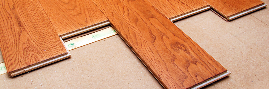 Comparison between Solid, Engineered and Parquet Flooring